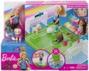 NEW Barbie Chelsea Football Playset