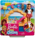 NEW Barbie Club Chelsea Doll and Aquarium