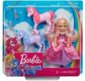 NEW Barbie Dreamtopia Doll & Unicorns