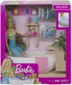 NEW Barbie Fizzy bath Doll and Play Set