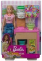 NEW Barbie Noodle Maker Doll