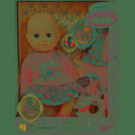 My First Baby Annabell Doll & Outfit Set