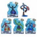 NEW Avengers Bend and Flex Figure
