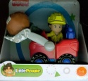 Fisher Price Little People Construction Worker