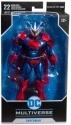 NEW Mcfarlane Toys DC Multiverse 7'' Armored Superman Unchained
