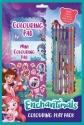 Enchantimals Colouring Play Pad