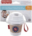 NEW Fisher Price Coffee Cup Teether