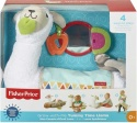 NEW Fisher Price Grow with Me Tummy Time llama