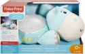 NEW Fisher Price Hippo Projection Soother