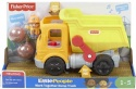 NEW Fisher Price Little People Dump Truck