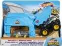 Hot Wheels Monster Truck Pit & launch Playset