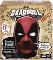 Marvel Deadpool Premium Interactive Head
