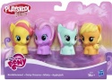 My Little Pony Friendship 4 Pack