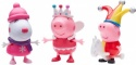 NEW Peppa Pig Dress and Play Figures