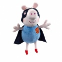 Peppa Pig - Supersoft 10 inch Soft Toy - Super Hero George
