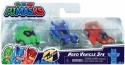 PJ Masks Night Time Micros Hero Vehicle 3 Pack