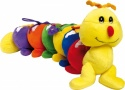 Small Foot Plush Activity Millipede