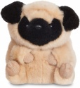 Aurora World Rolly Pets Pug Dog