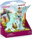 Schleich Movie Eyela with Unicorn ice sculpture