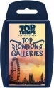 Top Trumps London Galleries