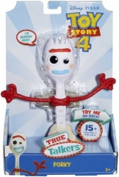 Toy Story 4 True Talkers Forky Figure
