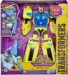 Transformers Vyber Battle Call Officer Bumblebee