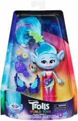 NEW Trolls World Tour Deluxe Fashion Figure