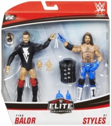NEW WWE Finn Balor vs AJ Styles Elite Collection